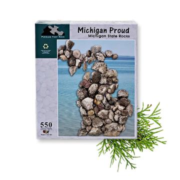 Michigan Proud Puzzle