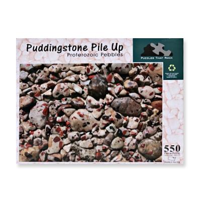 Puddingstone Pile Up Puzzles