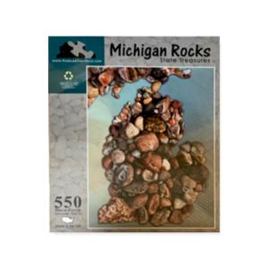 Michigan Rocks Puzzle