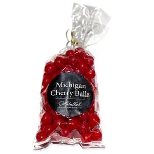 Michigan Cherry Balls Candy