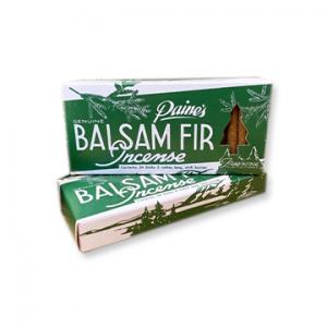 Paine's Genuine Balsam Fir Incense