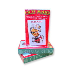 Old Maid Deck Card Game