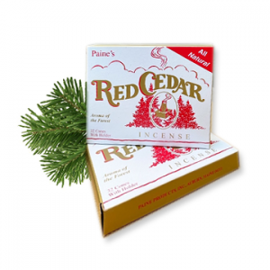 Paine's Red Cedar Incense