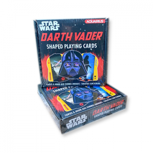 Darth Vader Shaped Playing Cards
