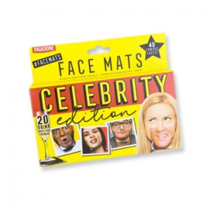 Celebrity Face Mats Coasters