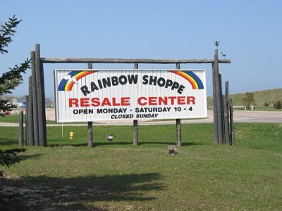 The Rainbow Shoppe