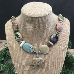Petoskey Stone Necklaces