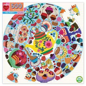 Circle Shaped Puzzles