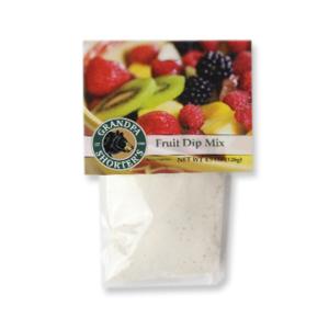 Fruit Dip Mix Cream Cheese