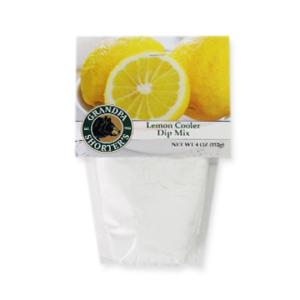 Lemon Cooler Fruid Dip Mix Powder