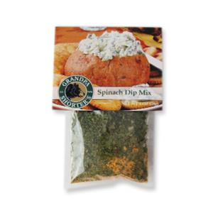 Spinach Dip Mix Sour Cream
