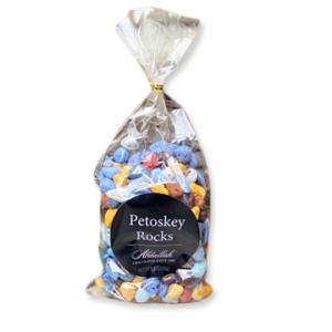 Petoskey Stone Milk Chocolate Rocks