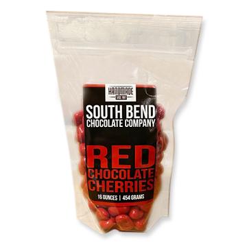 Red Chocolate Covered Cherries