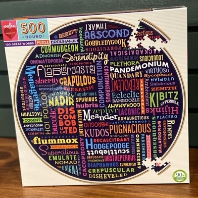 100 Great Words Puzzle