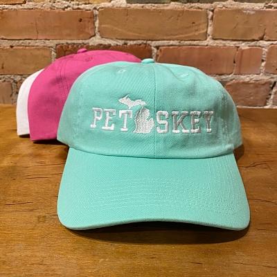 Petoskey Hat - Aqua