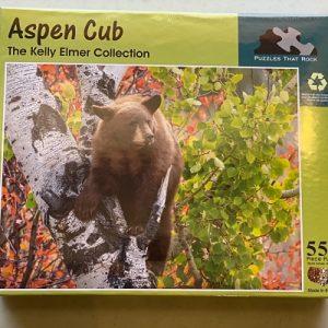 Aspen Cub Puzzle