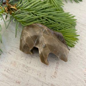 Bear Petoskey Stone - G