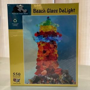 Beach Glass DeLight Puzzle