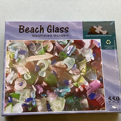 Beach Glass Puzzle