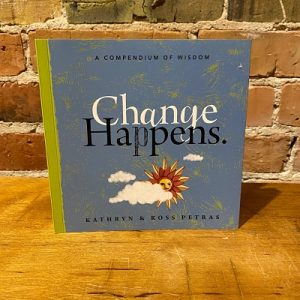 Change Happens. Book
