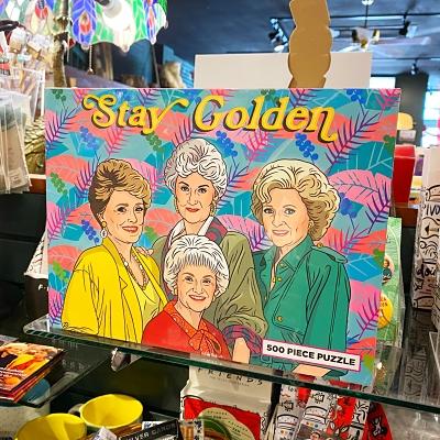 Golden Girls Puzzle