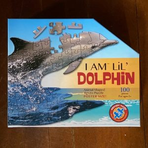 I Am Lil' Dolphin Puzzle