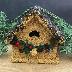 Small Birdie Cottage Bird House C
