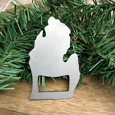 Lower Peninsula Bottle Opener