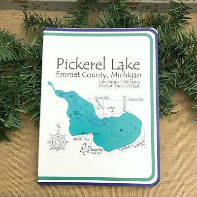 Pickerel Lake Journal