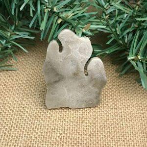 Lower Peninsula Petoskey Stone Magnet M1