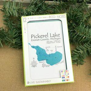 Pickerel Lake Note Cards