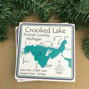 Crooked Lake Coasters