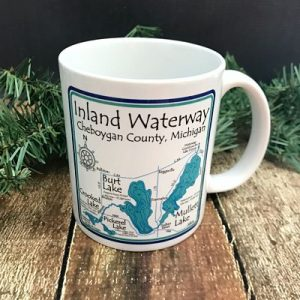 Inland Waterway Mug