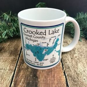 Crooked Lake Mug