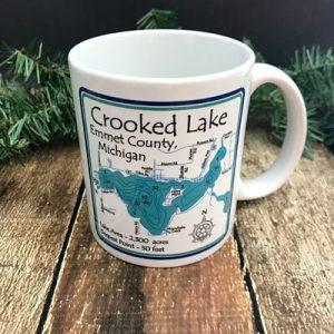 Crooked Lake Mug