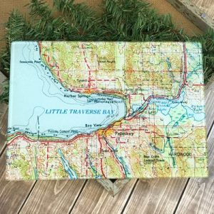 Little Traverse Bay Trivet - Medium