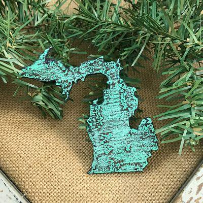 Small Michigan Magnet A