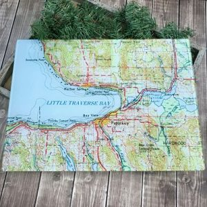 Little Traverse Bay Trivet - Large