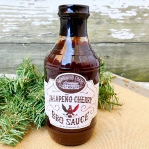 Brownwood Farms Jalapeño Cherry BBQ Sauce