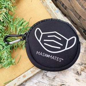 Mask Mates - Safe Case with Carabiner