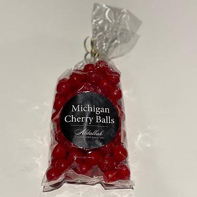Michigan Cherry Balls