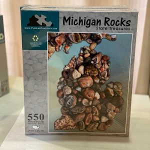 Michigan Rocks Puzzle