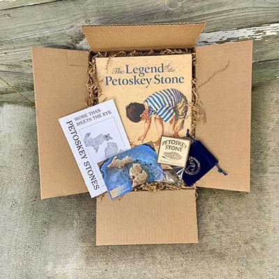 Petoskey Stone Gift Box