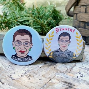 Ruth Bader Ginsburg Magnet
