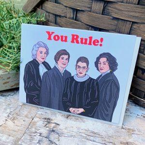 Ruth Bader Ginsberg Cards