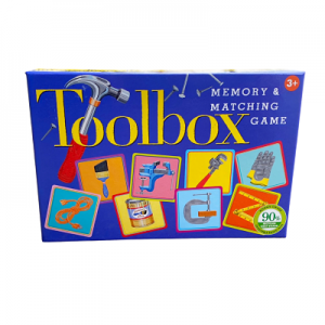 Little Toolbox Memory & Matching Game