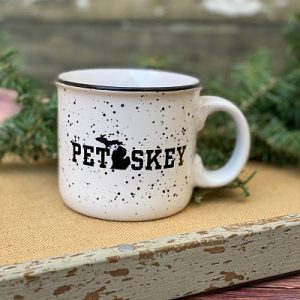 Petoskey Mug - White