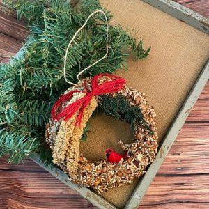 Small Rustic Wreath