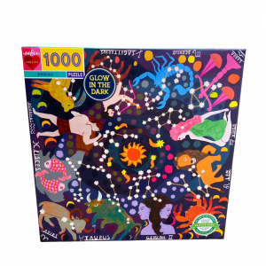 Zodiac Glow in the Dark Puzzle