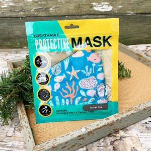 Breathable Protective Face Mask - Under the Sea